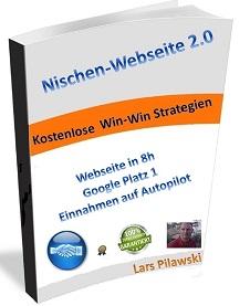 E-Book - Nischen-Webseite 2.0 klein