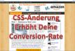 ngeld verdienen mit nischenwebseiten css-aenderung-erhoeht-conversion-rate