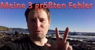 Online Geld Verdienen Erfolgsstory Part 4 meine 3 größten Fehler